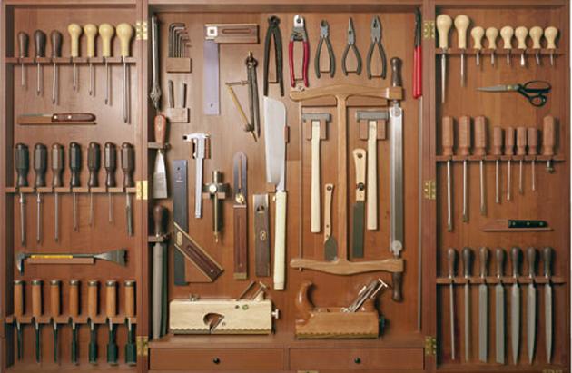 WohnGeist Tools A toolset to treasure My Spy